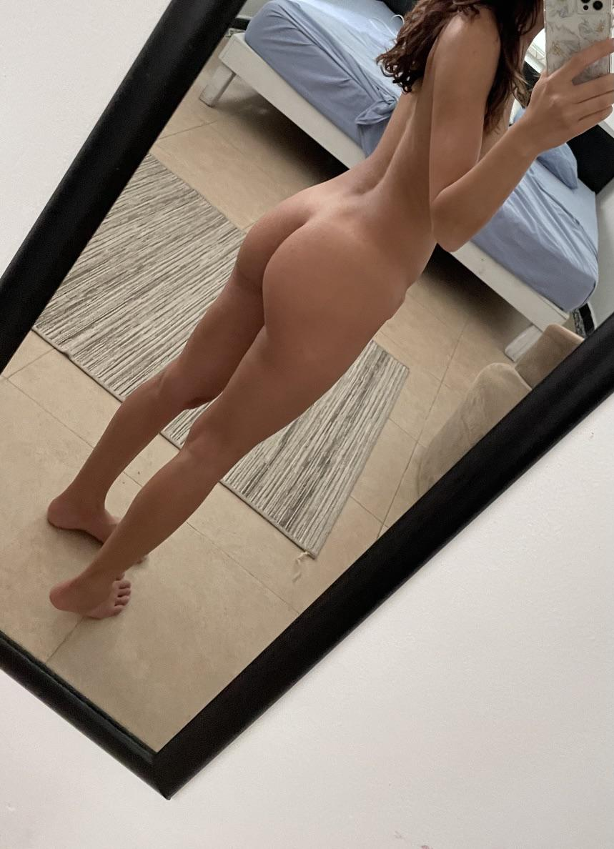 I've been doing my squats. It ain't much but it's honest work (f)